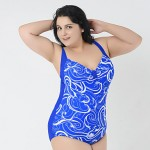 2015 Summer Big Women Beachwear Vintage Swimwear Australia One Piece Bathing Suits For Women Swimsuit Australia Plus Size Swimming Suit