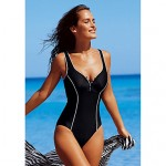 Chinanuo Women Sexy Buttons Sports Swimsuit Australia Polyester