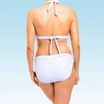 Women's Swim Sexy Triangle String Bikini