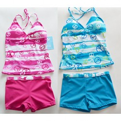Retail New Arrival Swimsuit Australia Swimwear Australia For 6 16Y Kids Students Teenagers Bathing Suit Tankini Beachwear