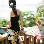 Beachwear Women Dresses Summer Style Black Chiffon Shawl Variety Using Bikini Australia Beach Swimsuit Australia Floral Printed Cover-Ups