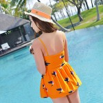 Summer New Woman's Elegant Goddess One Piece Swimsuit
