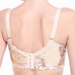 Women Lace Polyester Lace Bra 5 8 Cup Push Up Bras