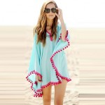 Best Design Beautiful Women Bach Cover Fashion Summer Style Chiffon Cover up Loose Style Swimsuit Australia Coverup