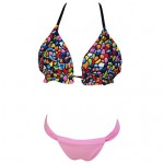 Women's Mix Match Brazilian Bikini Australia Swimsuit