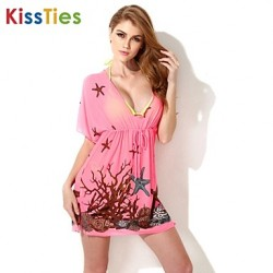 KissTies®Women's New Sexy Swimwear Australia Bikini Australia Beach Coat