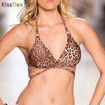 KissTies®Women's Fashion Leopard Sexy Swimwear