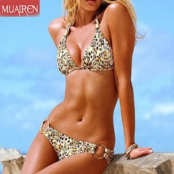 Muairen® Women'S The New Leopard Bikini Australia SwimSuit Sexy Bikini Australia SwimSuit