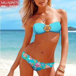 Muairen® Women'S Sexy Bikini Australia Swimwear Australia SwimSuit Color DiamondS
