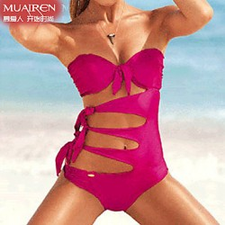 Muairen® Women'S UnSurpaSSable Super Sexy Swimwear Australia Piece SwimSuit