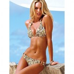 Women's Bikinis Australia , Solid Underwire Bra Nylon/Polyester Multi-color