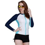 Couples Swimsuits Two Piece Diving Suit Surfing Man Womens Long Sleeves Dive Skin