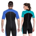 2Mm Thicken Diving Suit Swimwear One Piece Warm Couples Surf Suit