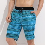 Loose Plus Size Quick Drying Beach Pants Man Spa Swimming Swimming Trunks Seaside Beach Holiday Shorts