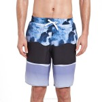 Beach Pants Man Quick Drying Breathable Loose Seaside Holiday Swimming Trunks Spa Boxer Pants