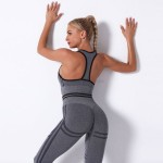 Yoga Vest Quick Drying Professional Sport Running Seamless Bodybuilding Bra